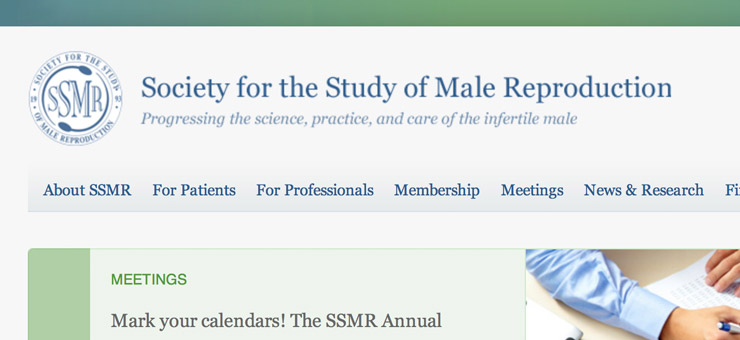 Society for the Study of Male Reproduction